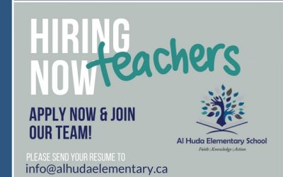 Hiring Teachers Now!