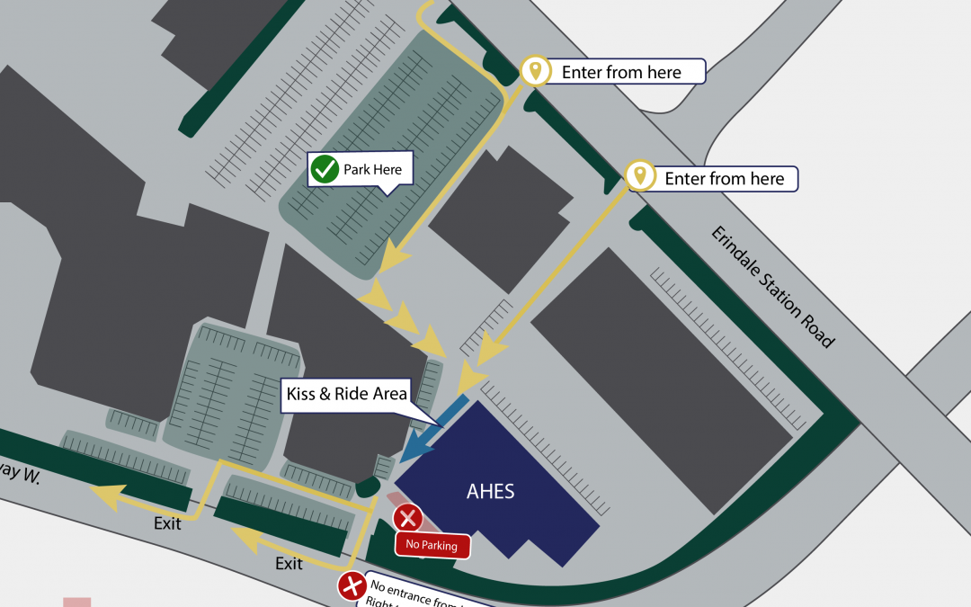 AHES Drop-Off 2018 Protocol